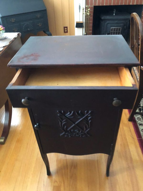 - Antique Record Cabinet For Sale In Newington, CT - OfferUp