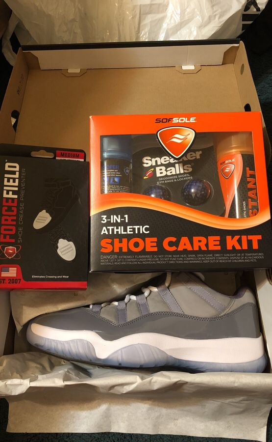 e5b6581bb48f18 Air Jordan 11 Low Cool Grey size 10 for Sale in Nashville