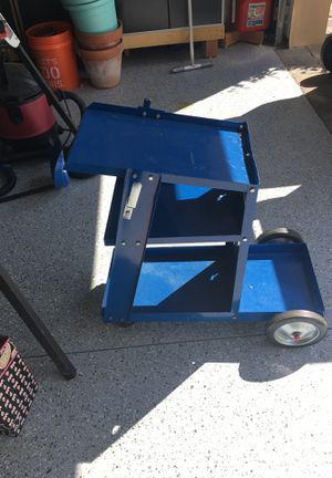 Welding cart for Sale in Clermont, FL