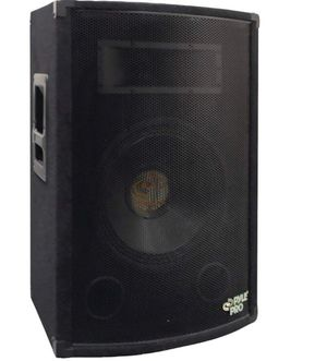 Speakers Audio High Quality (A-2,000 Watts) each Speakers for Sale in Arlington, VA