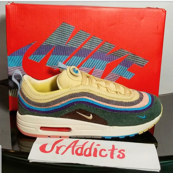 900c7fd773921e Sean Weatherspoon Airmax 97 1 size 9.5   10 Brand New for Sale in  Reynoldsburg