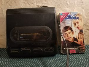 Philco 201K VCR VHS Rewinder for Sale in St. Louis, MO