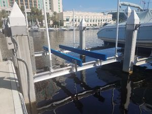 Boat Slip with Lift - Harbour Island for Sale in Tampa, FL