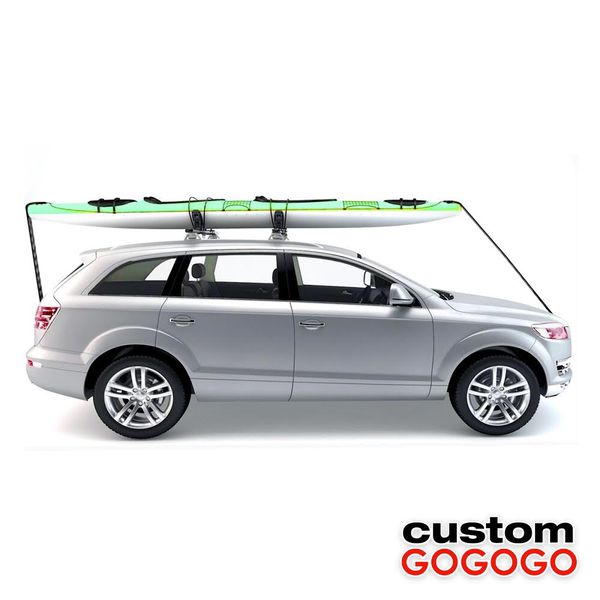 Paddle Board Car Racks >> Steel Saddle Rack For Kayak Carrier Boat Paddle Board