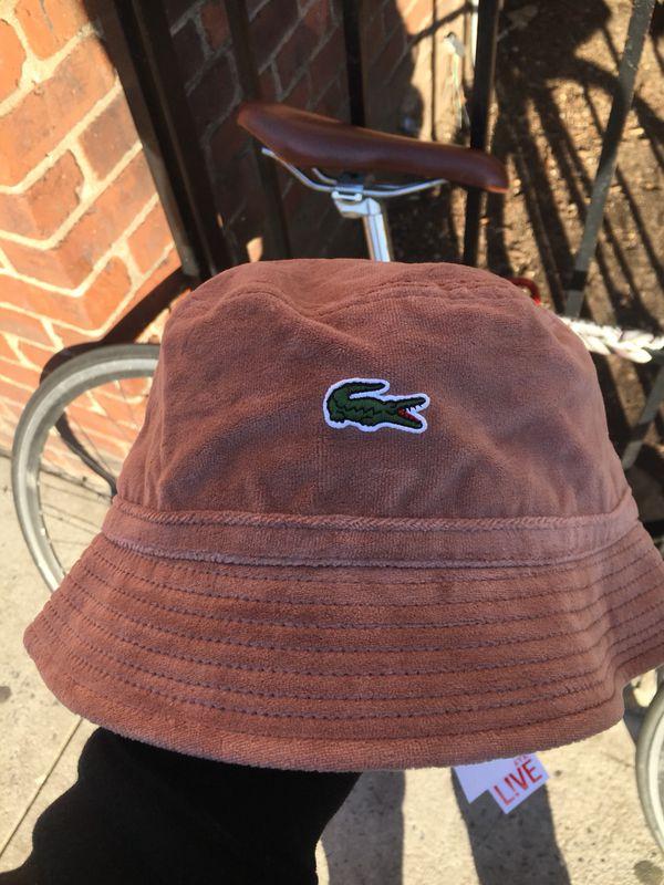 61675e71c3b Supreme Lacoste Hat for Sale in Brooklyn