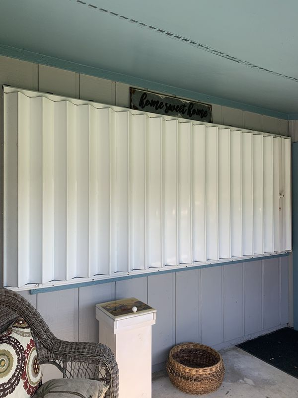 Used Hurricane Shutters For Sale In Fort Pierce Fl Offerup