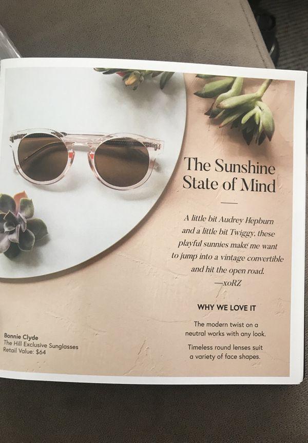 a3cec6ba41 Rachel Zoe - Bonnie Clyde sunglasses for Sale in Corona