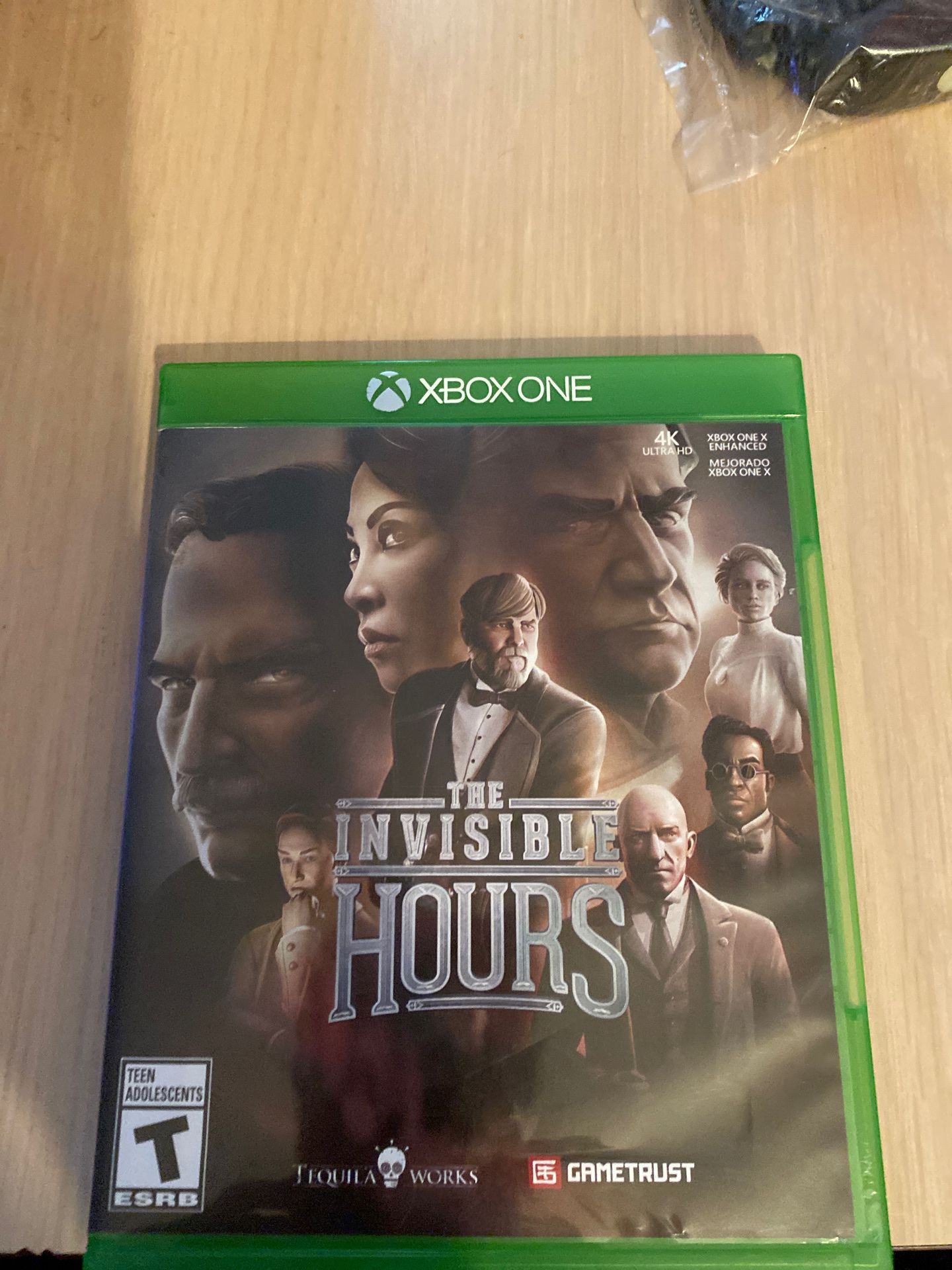 The Invisible Hours Xbox 1