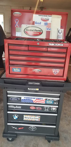 Box With tools for Sale in Orlando, FL