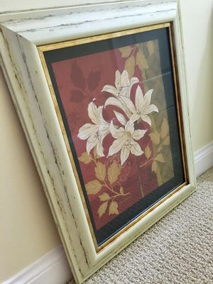 Nice Picture in Distressed Frame for Sale in Alexandria, VA