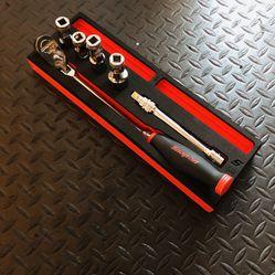 Snap On Spark Plug Set,  New !!! Thumbnail