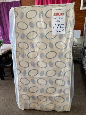 """Photo Twin foam mattress """" big sale"""