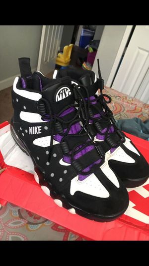 Men's Nike Charles Barkley's Size 9 for Sale in Capitol Heights, MD