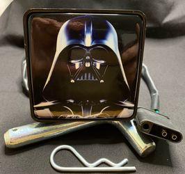 Trailer hitch Darth Vader light Thumbnail