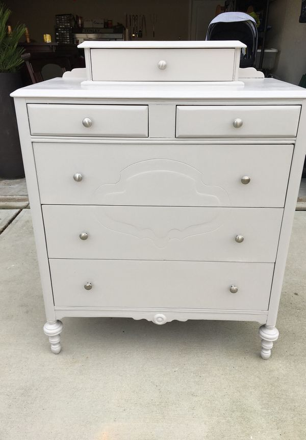 Antique High Boy Dresser For Sale In Davidson Nc Offerup