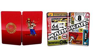 (Sealed) Limited Edition Mario Kart Steelbook Case (Nintendo Switch) for Sale in Arlington, VA