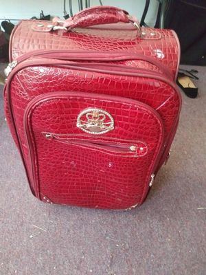 Red Suitcase for Sale in Philadelphia, PA
