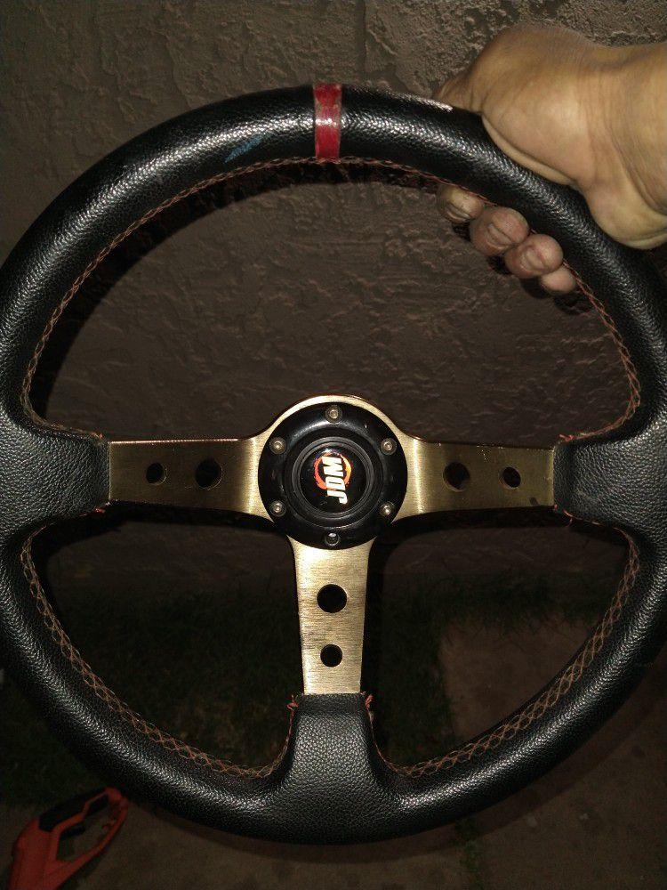 Jdm Steering Wheel Drift
