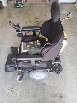 Quantum Electric wheelchair Thumbnail