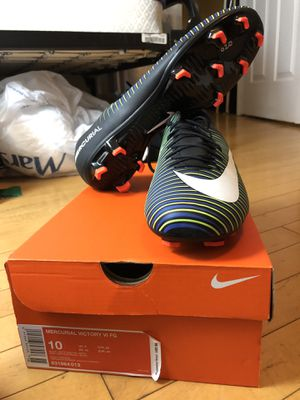 Nike Mercurial Victory VI FG Men Size 10 Soccer Cleats for Sale in Rockville, MD
