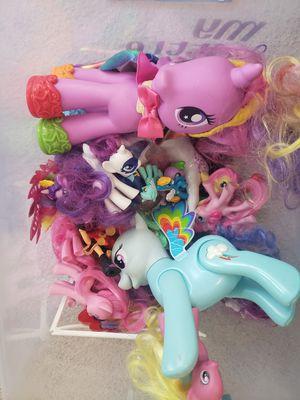 Photo My Little Ponies Lot