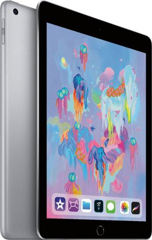 Apple - iPad (Latest Model) with Wi-Fi - 32GB - Space Gray for Sale in Boston, MA
