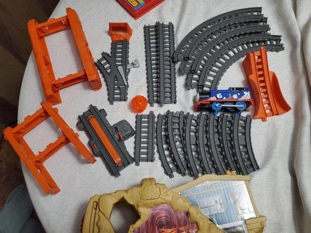 Volcano Drop Thomas Trackmaster