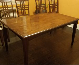 Dining room table and 6 chairs for Sale in Washington, DC