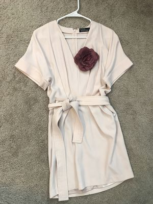 Perfect light pink color dress. for Sale in Durham, NC