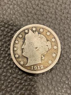 •1912 Liberty Head Nickel• Thumbnail