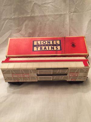 Lionel 6376 Circus Car for Sale in Centreville, VA