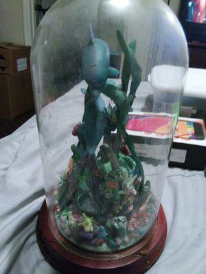 Dolphin Glass Dome statue for Sale in Casselberry, FL