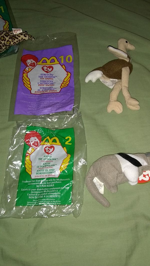 172182661e5 New and Used Beanie babies for Sale in Ames