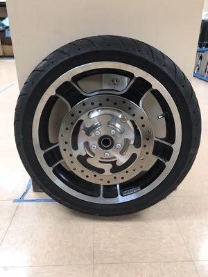 Harley Davidson touring front wheel for Sale in Rockville, MD
