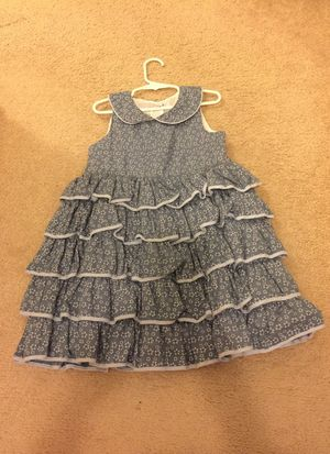 Dress with Flowers. Size 6 y.o. Girl for Sale in Alexandria, VA
