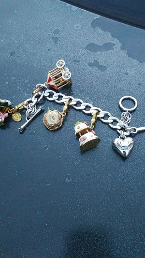 Juicy courier charm bracelet for Sale in Orlando, FL