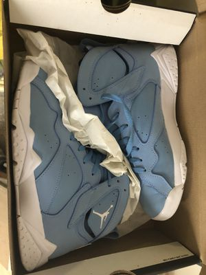 fcbcf5bc795b6f Air Retro Jordan s 7 Baby Blue Suede PICK UP ONLY for Sale in Lancaster