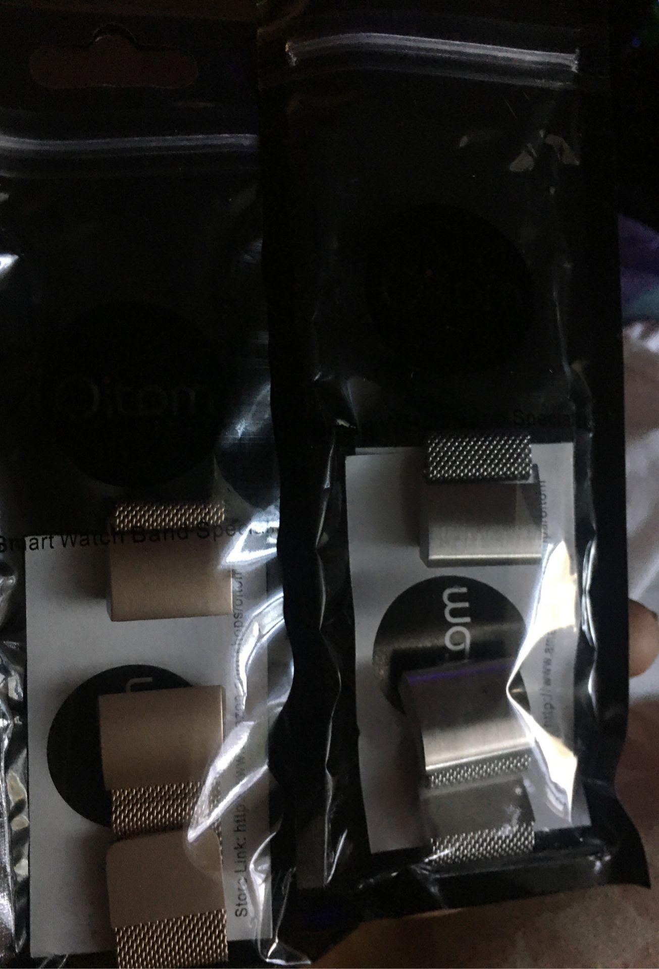 Smart watch bands
