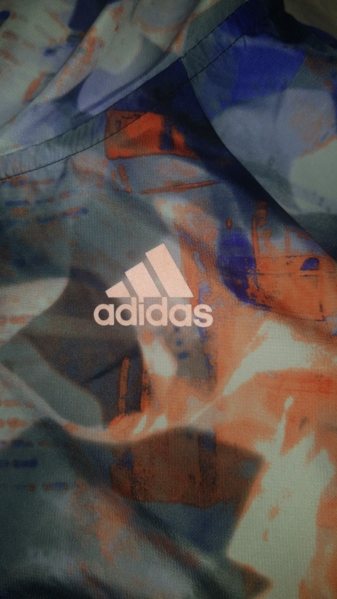 Adidas Windbreaker w/ Matching Shoes $75
