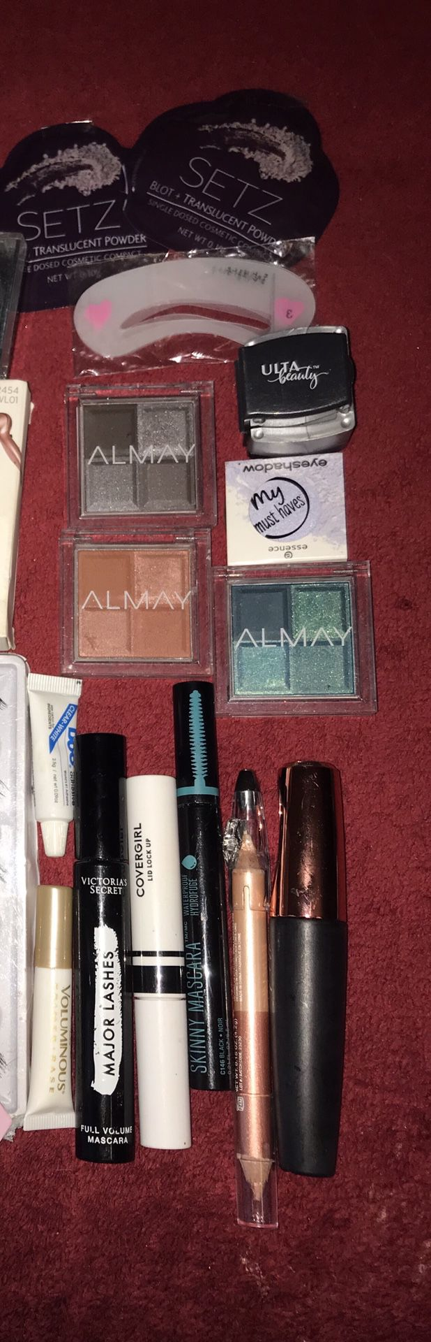 Eye Makeup Lot