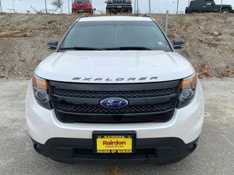 2014 Ford Explorer Thumbnail