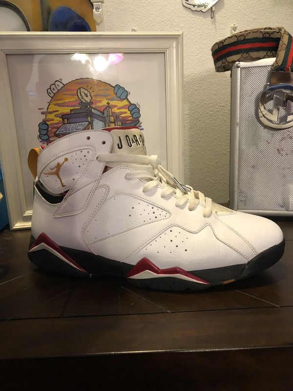 online store bc5f3 4be98 jordan retro 7 cardinal for Sale in Clearwater, FL - OfferUp