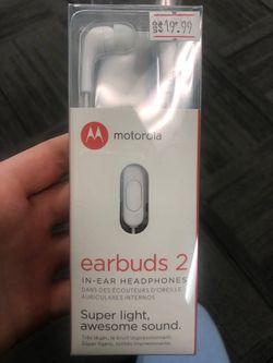 Motorola earbuds 2 Thumbnail