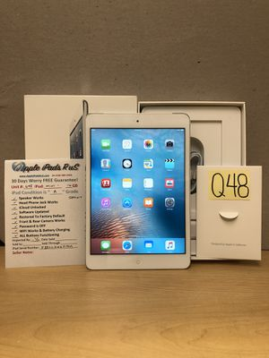 Q48 - iPad mini 1 16GB Cellular for Sale in Los Angeles, CA