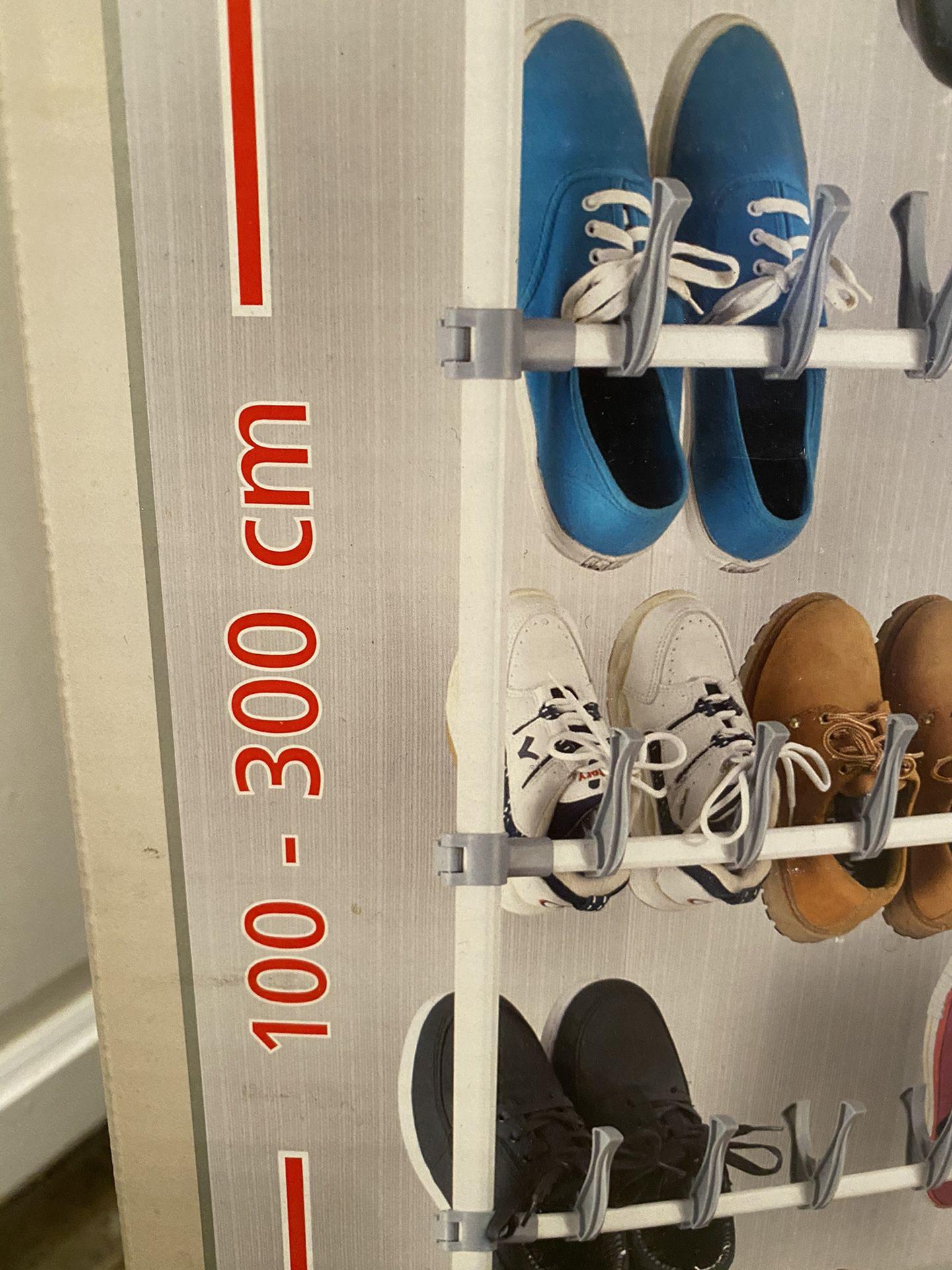 1Shoe Racks Sturdy vertical