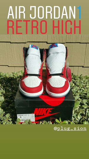 a8cc5361af3 Air Jordan 1 Retro High Spider-Man Origin Story for Sale in Irvine