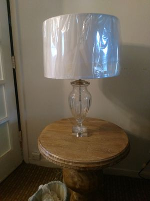 Crystal lamps for Sale in Falls Church, VA