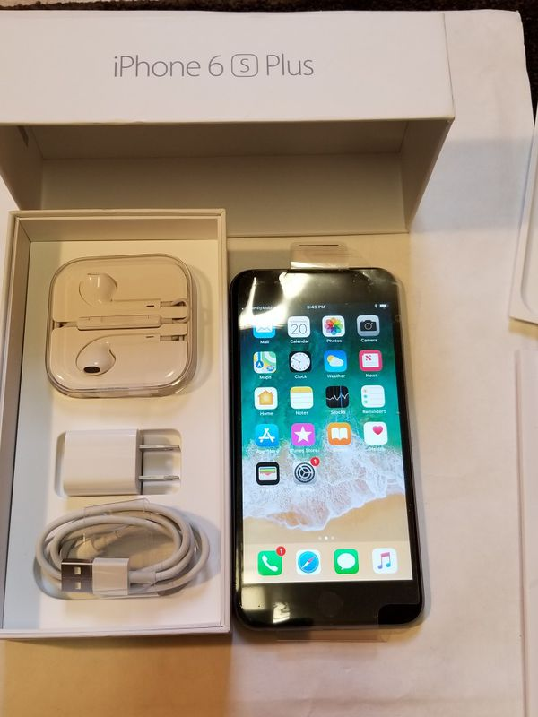 IPhone 6S Plus 32GB Walmart family mobile for Sale in Jacksonville, FL -  OfferUp