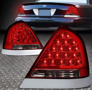 1998~11 Ford crown Victoria LED Tail Lights 🏎🏎 for Sale in Montebello, CA