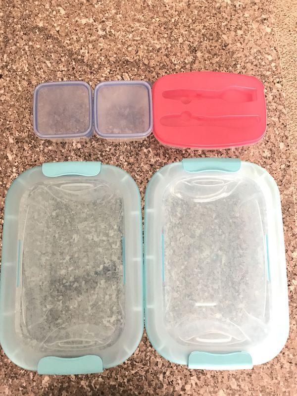 Rubbermaid and Bella Food Storage Containers for Sale in Charlotte